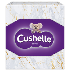 Cushelle Cube Tissues 60 sheets