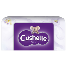 Cushelle Regular Tissues 80 sheets