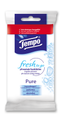 "Tempo fresh to go ""Pure"""
