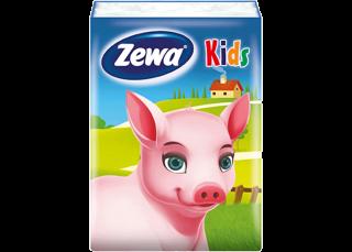 Zewa Deluxe Kids Pig 1x9