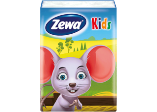 Zewa Deluxe Kids Mouse 1x9