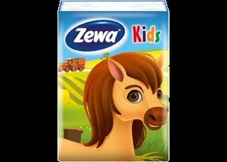 Zewa Deluxe Kids Horse 1x9
