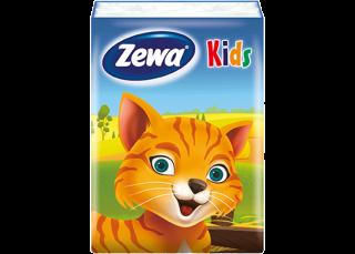 Zewa Deluxe Kids Cat 1x9
