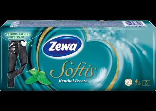 Zewa Softis Menthol Breeze