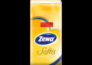 Zewa Softis Soft&Sensitive 1x9