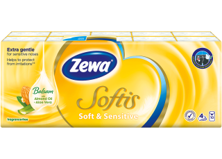 Zewa Soft & Sensitive