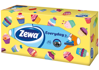 Zewa Everyday Box E