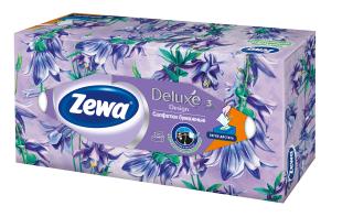 Zewa Серветки косметичні  Deluxe