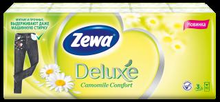Zewa Носові хустки  Deluxe Camomile Comfort