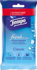 Tempo fresh to go Classic, 1x10 Tücher