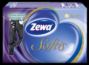 Zewa Носові хустки Softis Pocket